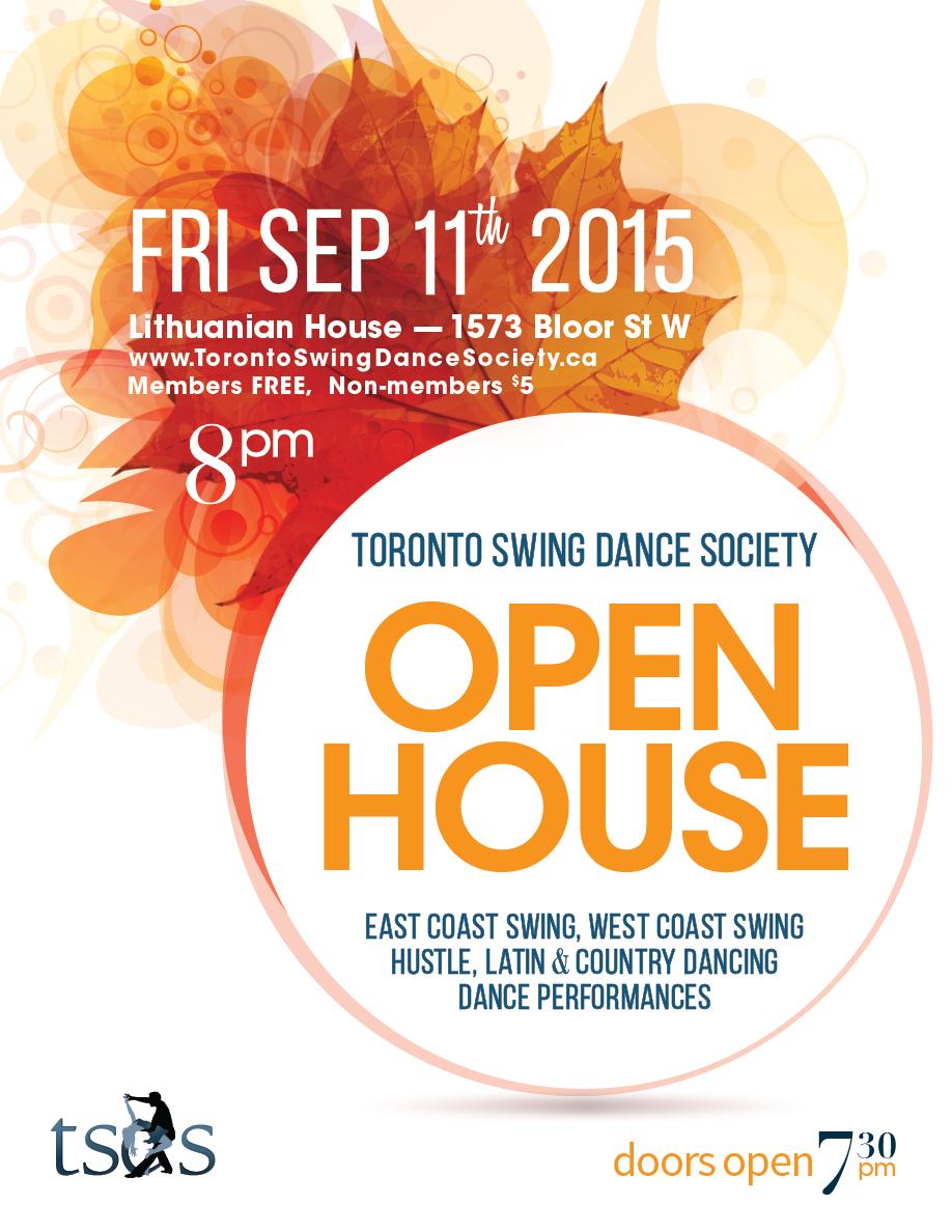 TSDS Open House
