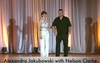 Alexandra and Nelson