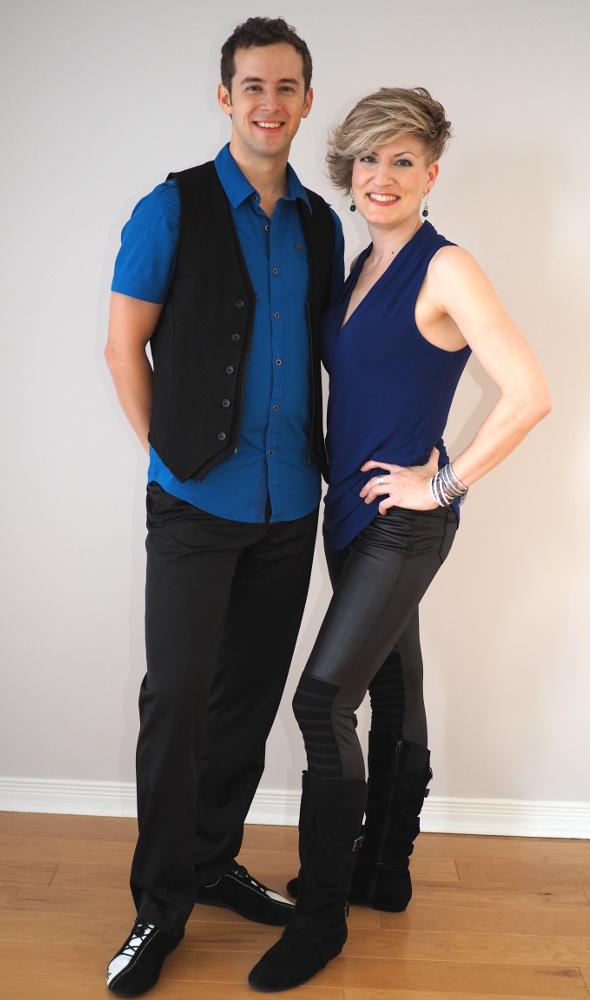 Maria and Todd